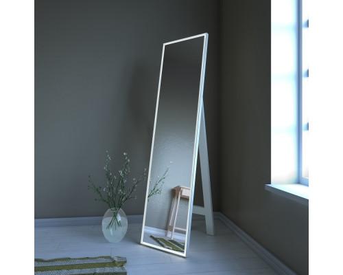 Гримерное зеркало 45х175 с LED подсветкой и подставкой